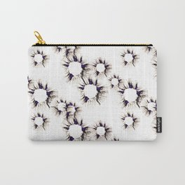 Lace Flower Carry-All Pouch