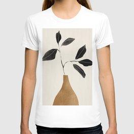 minimal plant 6 T-shirt