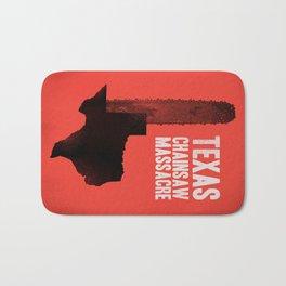 Texas Chainsaw Massacre Bath Mat