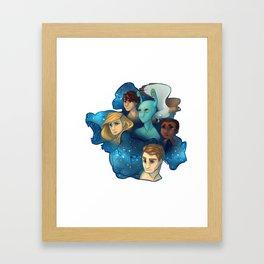Animorphs Framed Art Print
