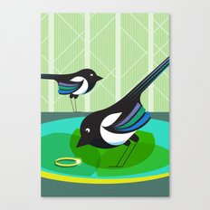 Two For Joy Canvas Print