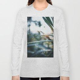 morning dewdrops Long Sleeve T-shirt
