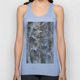 Birch Forest, an original watercolor painting Unisex Tank Top
