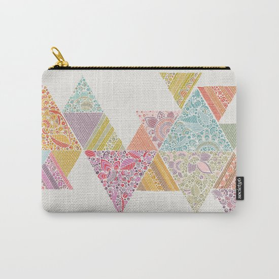 Triunity Carry-All Pouch