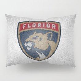 Panthers Logo Pillow Sham