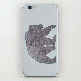 Bear. iPhone Skin