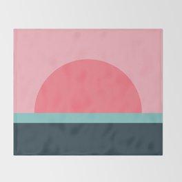 Sunseeker 04 Throw Blanket