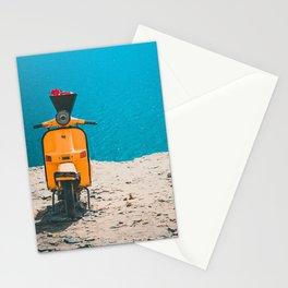 Bajaj Scooter Stationery Cards