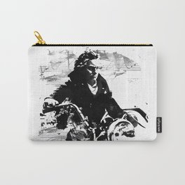 Beethoven Motorcycle Carry-All Pouch