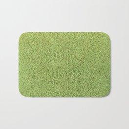 Phlegm Green Shag Pile Carpet Bath Mat