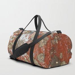 Red Mushroom Duffle Bag