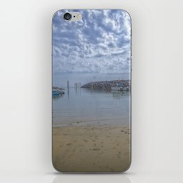 Calm Waters. iPhone Skin