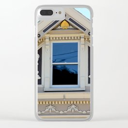 A High Wire Act Clear iPhone Case