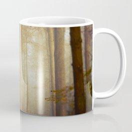 Fall Hike - Forest in Fall Colours Coffee Mug