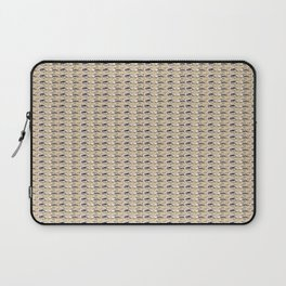 Steve Buscemi's Eyes Tiled Pattern Comic Laptop Sleeve