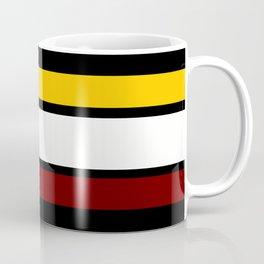 Team  Colors 2...maroon,yellow gold Coffee Mug