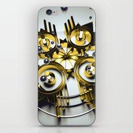 Neo Skyrocket iPhone Skin