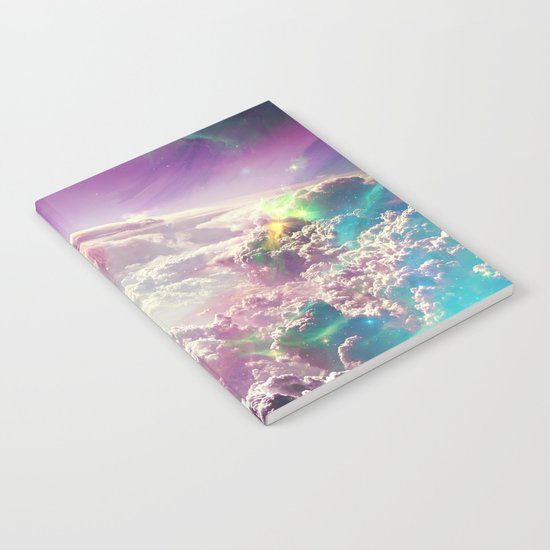 Clouds #galaxy Notebook