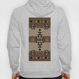 American Native Pattern No. 190 Hoody