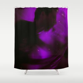 jazzy feeling Shower Curtain