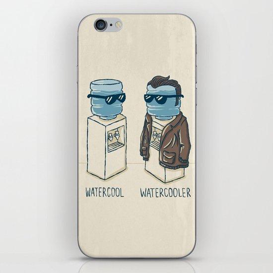 Watercool iPhone & iPod Skin