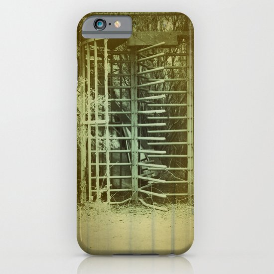 Enter@ownRisk iPhone & iPod Case