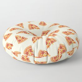 Pizza pattern Floor Pillow