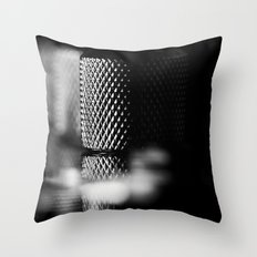 Bouncing Bass.... Throw Pillow
