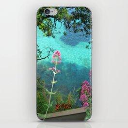 Fiori a Portofino iPhone Skin
