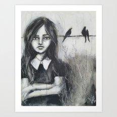 The Soul Self Art Print