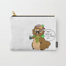 Bidoof Hipster Carry-All Pouch
