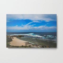 Rottnest Island Beach Metal Print