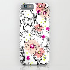 Woodland Shirley iPhone 6s Slim Case