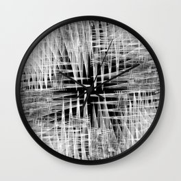 Mind Caverns Wall Clock