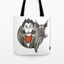 A bit batty Tote Bag