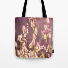 Dancing in the sunset Tote Bag