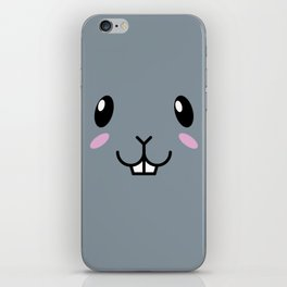 Baby Bunny. Kids & Puppies iPhone Skin