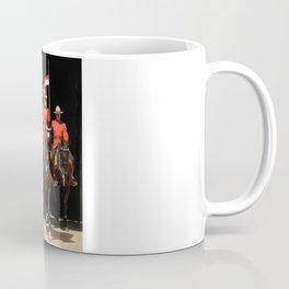 Red Serges & Black Beauties Coffee Mug