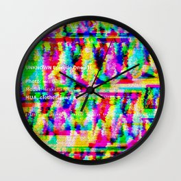 UNKNOWN Episode One #11 Final Version #1. Wall Clock