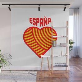 amo españa Wall Mural