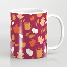 Autumn pattern Coffee Mug