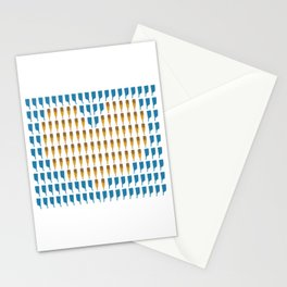 A Rower's Heart 2 Stationery Cards