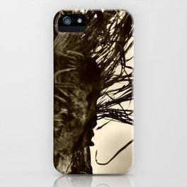ragged vine II iPhone Case