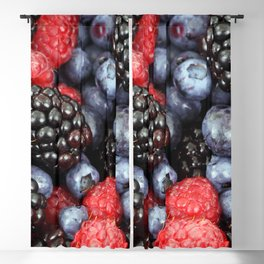 Berry Good! Blackout Curtain