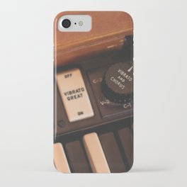 Hammond Switches / Knobs iPhone Case