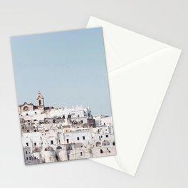 Ostuni, la perla bianca Stationery Cards