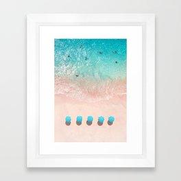 Cape Verde Framed Art Print