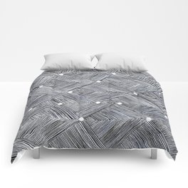 Mountain stripes  Comforters