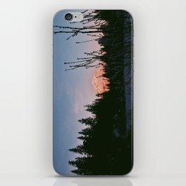Mirror Lake Sunset (Mt. Hood) iPhone Skin