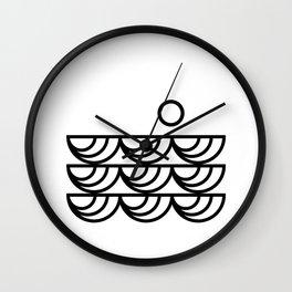 Minimal 02 Wall Clock